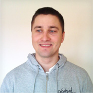 Jurek Prokop, Android/Rails Developer