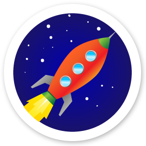 Badges_rocket